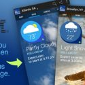 اپلیکیشن هواشناسی آی بی ام بدون اینترنت پیغام های اضطراری ارسال می کند